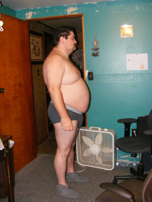 November 2007, roughly 300 pounds.